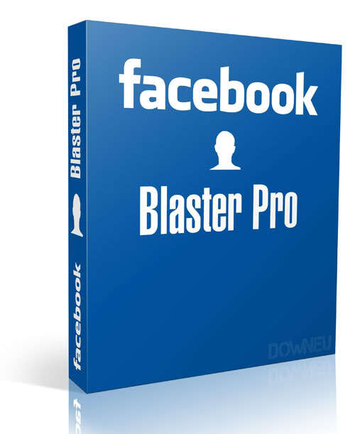 Product picture FaceBook blaster Pro v.11.0.0